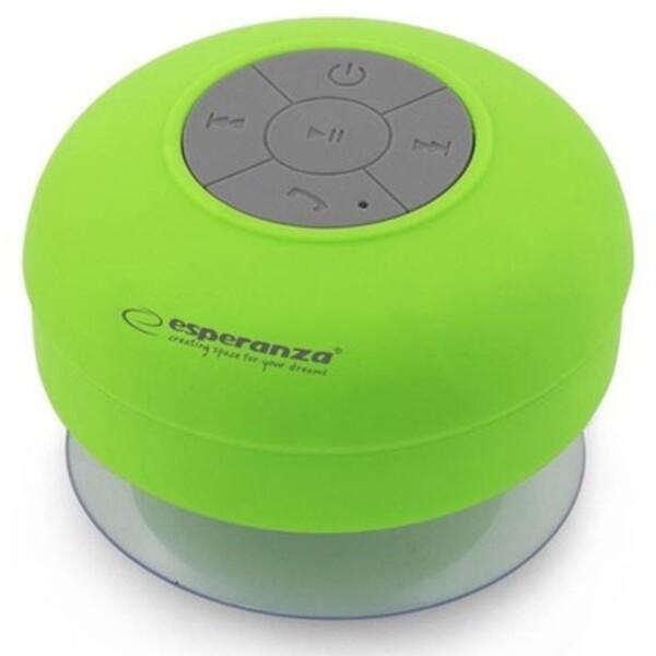 Zvučnik Esperanza ep124g bezicni zvucnik bluetooth, mikro sdmp3 playr zeleni