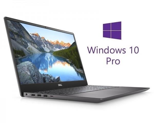 DELL Inspiron 7590 15.6'' FHD i5-9300H 8GB 512GB SSD GeForce GTX 1650 4GB Backlit FP Win10Pro crni 5Y5B