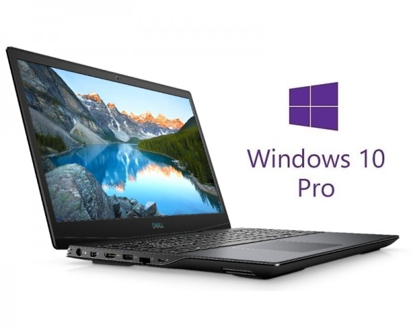DELL G5 5500 15.6'' FHD 144Hz 300nits i5-10300H 8GB 1TB SSD GeForce GTX 1650Ti 4GB Backlit FP crni 5Y5B