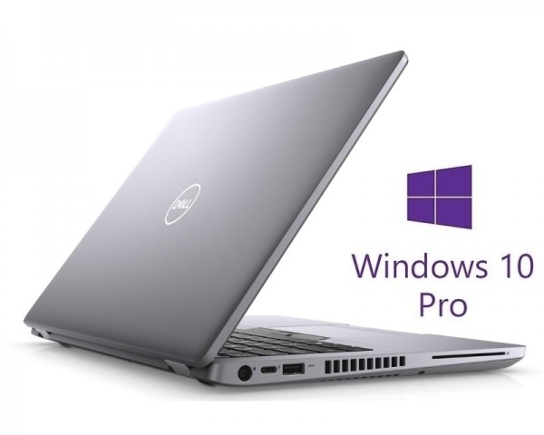 DELL Latitude 5410 14'' FHD i5-10210U 8GB 256GB SSD Backlit FP SC Win10Pro 3yr NBD