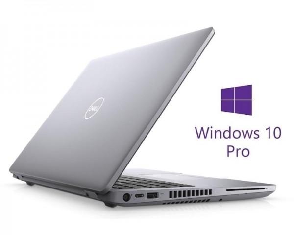 DELL Latitude 5411 14'' FHD i5-10400H 8GB 256GB SSD Backlit Win10Pro 3yr NBD