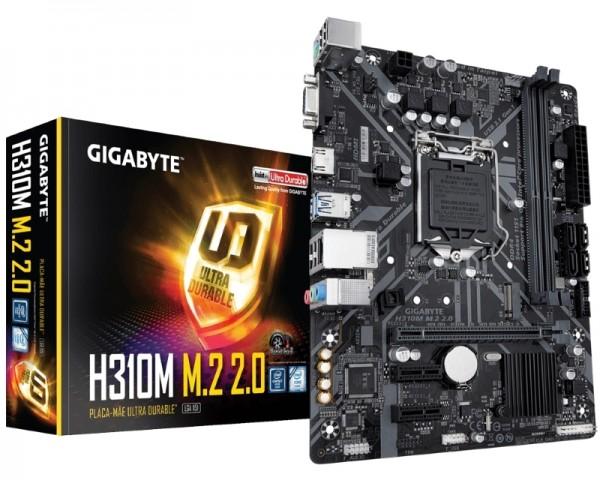 GIGABYTE H310M M.2 2.0 rev.1.0