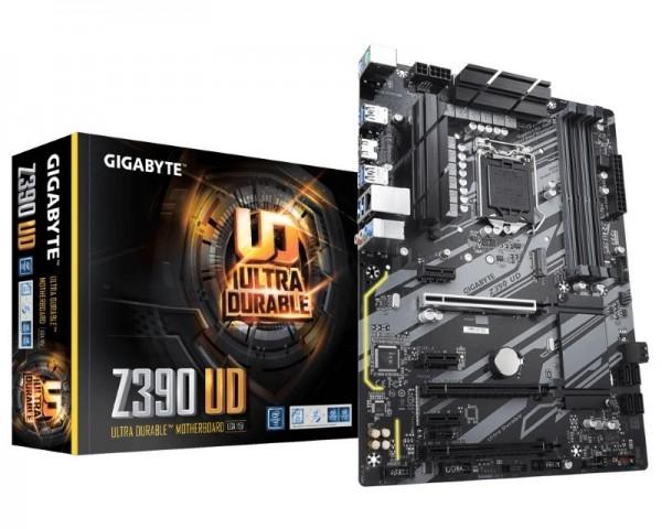 GIGABYTE Z390 UD rev. 1.1