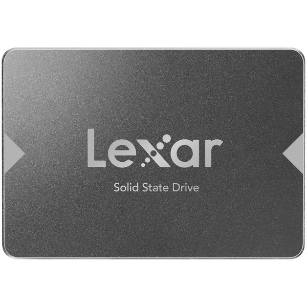 240GB Lexar NQ100 2.5 SATA (6Gbs) Solid-State Drive, up to 550MBs Read and 450 MBs write ( LNQ100X240G-RNNNG )
