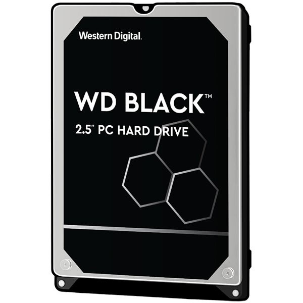 HDD Mobile WD Black (2.5, 1TB, 64MB, 7200 RPM, SATA 6 Gbs) ( WD10SPSX )