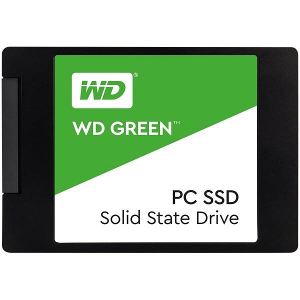 SSD WD Green (2.5'', 240GB, SATA III 6 Gbs) ( WDS240G2G0A )