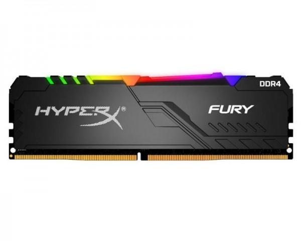 KINGSTON DIMM DDR4 16GB 3600MHz HX436C18FB4A16 HyperX Fury RGB