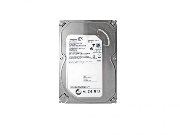 Seagate HDD 500GB 3.5'' 7200rpm 16MB SATA3 interni ST3500413AS' ( 'ST3500413AS' )