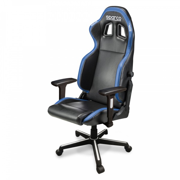 ICON Gaming/office chair Black/Blue ( 00998NRAZ )
