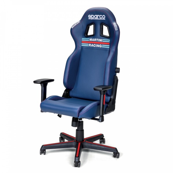 ICON Gaming/office chair MARTIN RACING ( 00998SPMR )