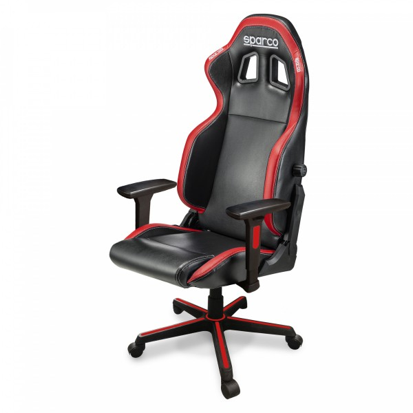 ICON Gaming/office chair Black/Red ( 00998NRRS  )