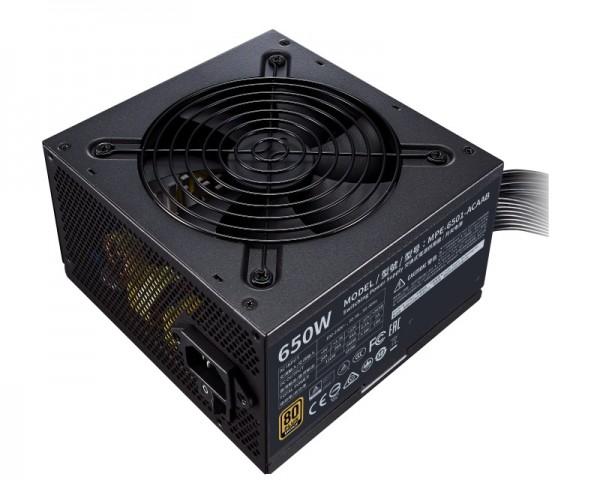 COOLER MASTER MWE Bronze V2 650W napajanje (MPE-6501-ACAAB-EU) 5Y