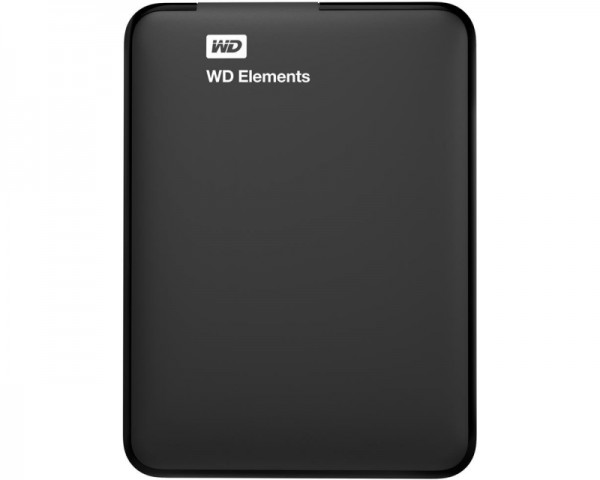 WD Elements Portable 1TB 2.5'' eksterni hard disk WDBUZG0010BBK