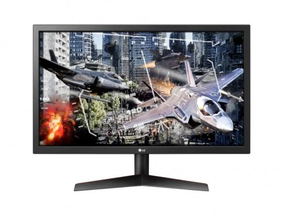LG LCD 23.6'' 24GL600F-B TN, Full HD, 144Hz, 1ms, FreeSync, 2xHDMI, DP, Tilt, Vesa' ( '24GL600F-B' )