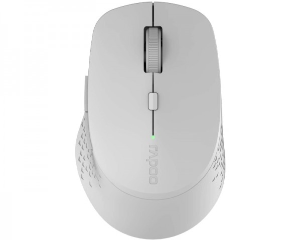 RAPOO M300 Wireless miš svetlo sivi