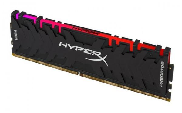 MEM DDR4 16GB 3200MHz HyperX Predator RGB