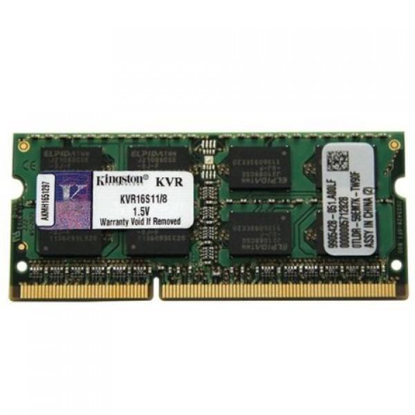Memorija za notebook Kingston DDR3 8GB 1600MHz