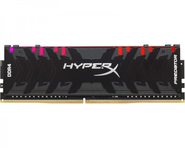KINGSTON DIMM DDR4 8GB 3200MHz HX432C16PB3A8 HyperX XMP Predator RGB