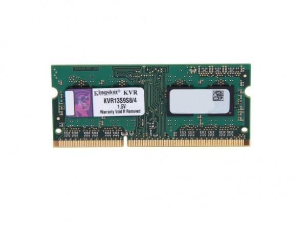 Kingston SODIMM DDR3 4GB 1333MHz KVR13S9S84' ( 'KVR13S9S84' )