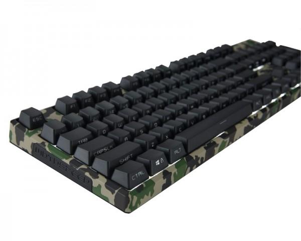 MOTOSPEED K96 zelena mehanička tastatura crni prekidač