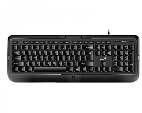 GENIUS KB-118 USB US crna tastatura