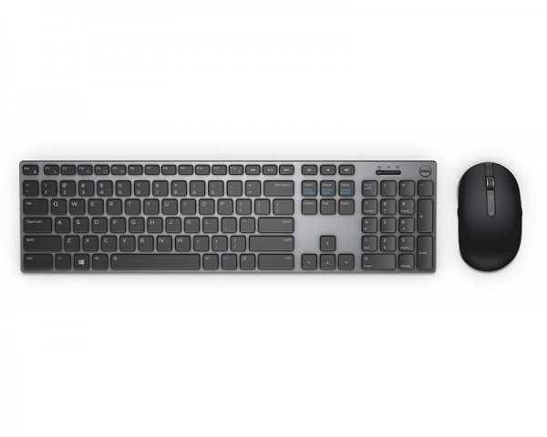 DELL KM717 Wireless US tastatura + miš crna