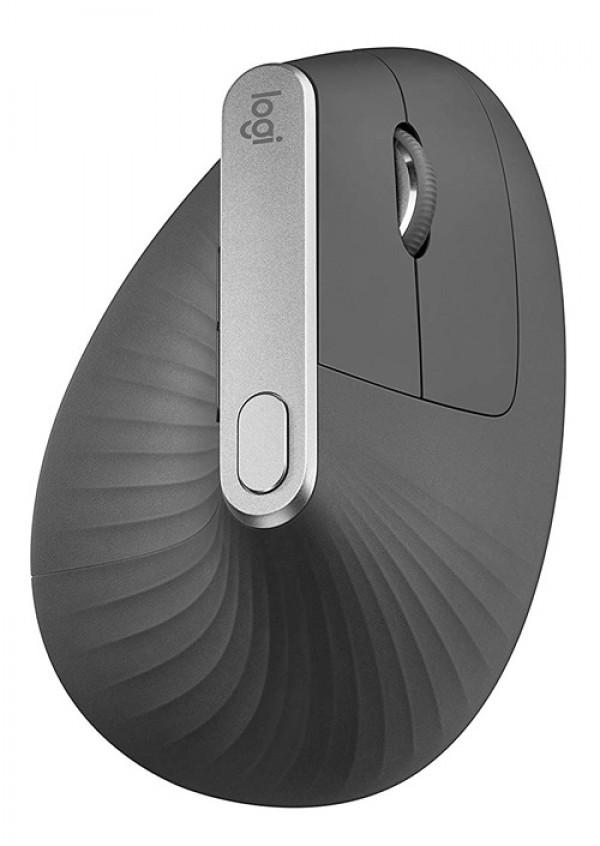 Logitech MX Vertical Advanced Ergonomic Mouse - Graphite ( 910-005448 )