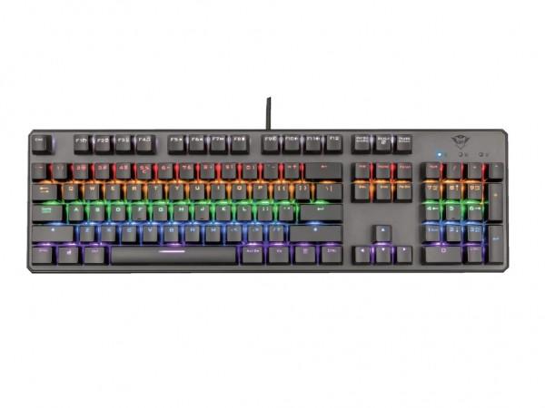 Trust tastatura Asta GXT 865 mehanička, gaming, crna' ( '22630' )