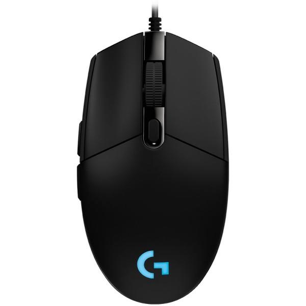 LOGITECH Gaming Mouse G203 Prodigy - EMEA - BLACK ( 910-004845 )