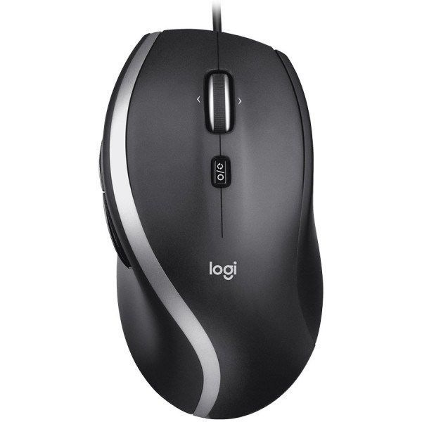 LOGITECH Advanced Corded Mouse M500s-BLACK-USB-EMEA-ARCA HENDRIX UPLIFT ( 910-005784 )