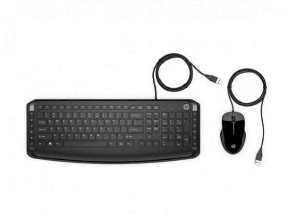 HP tastatura+miš Pavilion 200  žični set, crni (9DF28AA)' ( '9DF28AA' )