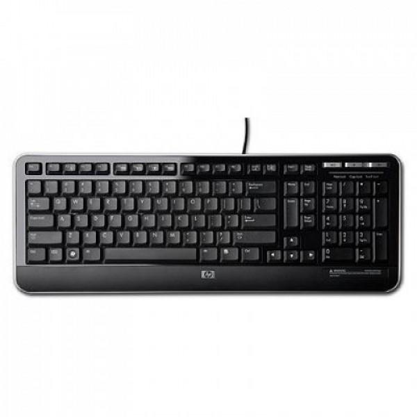 HP tastatura USB žična, crna (QY776AA)' ( 'QY776AA' )