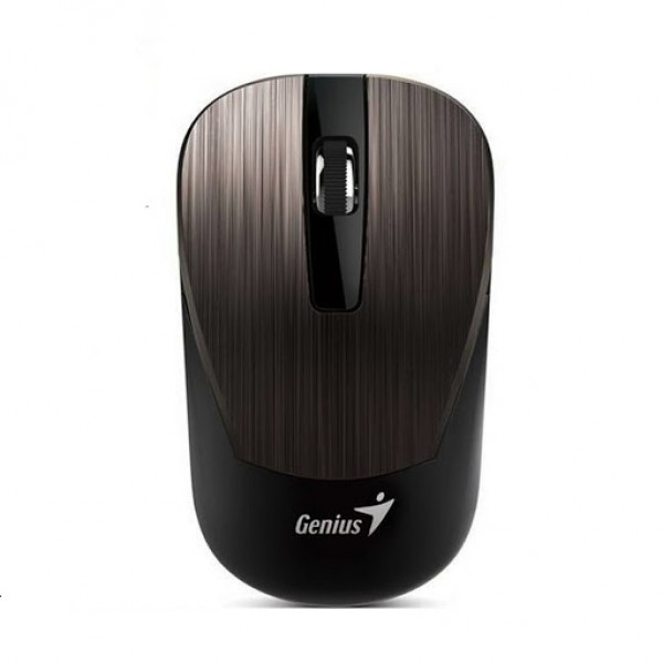 GENIUS NX-7015 Wireless Optical USB chocolate miš