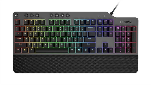 Lenovo Legion K500 RGB Mechanical Switch Gaming Keyboard' ( 'GY40T26478' )