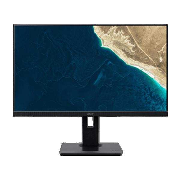 Acer LCD 27'' B277 IPS, FHD, 75Hz, FS, USB 3.0, HDMI, VGA, DP, HA, Pivot, Sw, Tilt, zvucnici, Vesa' ( 'UM.HB7EE.005' )