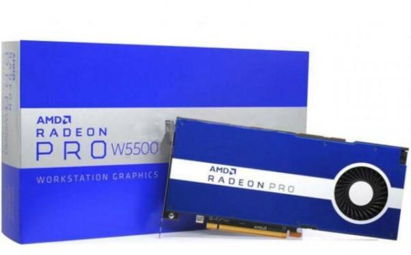 HP Radeon Pro W5500 8GB 4DP GFX Graphics (9GC16AA)' ( '9GC16AA' )