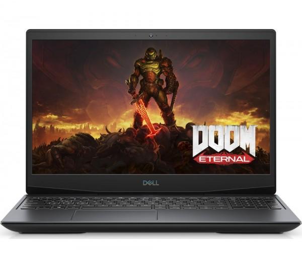 DELL G5 5500 15.6'' FHD 300Hz 300nits i7-10750H 16GB 1TB SSD GeForce GTX 1660Ti 6GB RGB Backlit FP Win10Pro crni 5Y5B