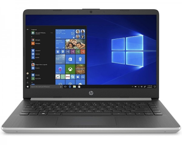 HP 14-DQ1037WM 14'' i3-1005G1 4GB 128GB SSD Win10Home srebrni