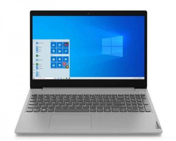 LENOVO IdeaPad 3 15.6'' FHD Intel Core i3-1005G1 8GB 256GB SSD Win10Home sivi