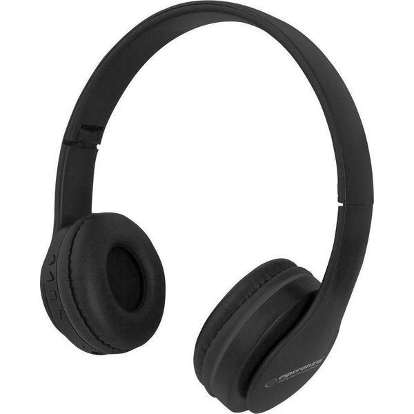 Esperanza eh222k slušalice  bluetooth crne