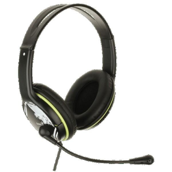 GENIUS HS-400A slušalice sa mikrofonom - 31710169100 Traka preko glave, Stereo, 40mm, 20Hz - 20KHz