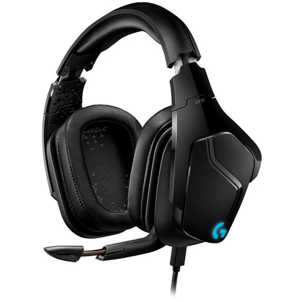 LOGITECH G935 Wireless 7.1 Surround Sound LIGHTSYNC Gaming Headset - 2.4GHZ - EMEA ( 981-000744 )