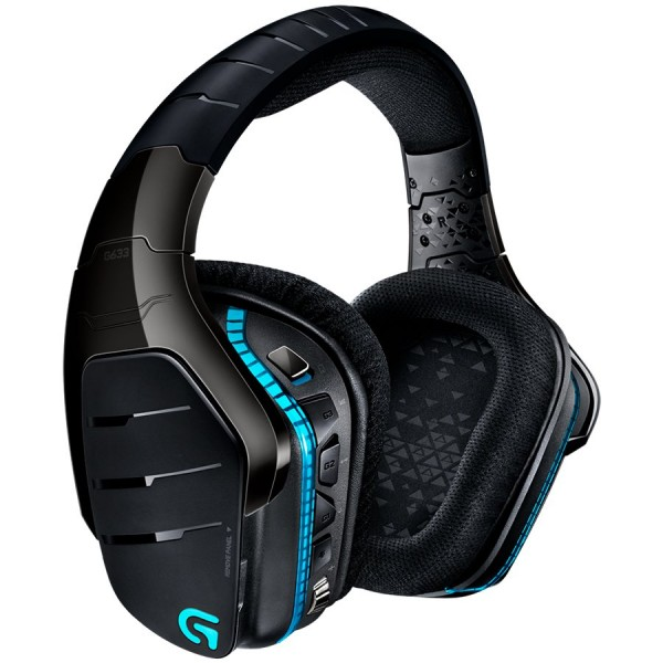 LOGITECH G635 7.1 Surround Sound LIGHTSYNC Gaming Headset - USB - EMEA ( 981-000750 )