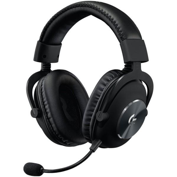 LOGITECH Pro X Gaming Headset - 7.1  Blue Microphone ( 981-000818 )