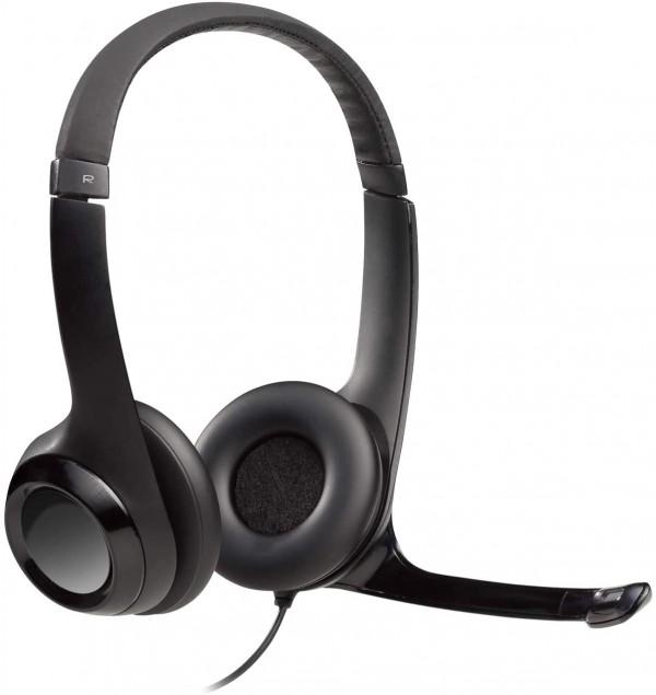 H390 Headset USB  ( 981-000406 )