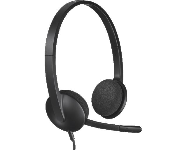 LOGITECH H340 Stereo Headset slušalice sa mikrofonom