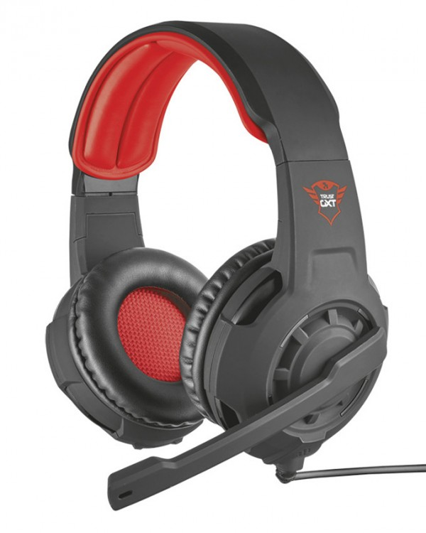 Trust Gaming GXT 310 Radius Headset crno-crveni' ( '21187' )