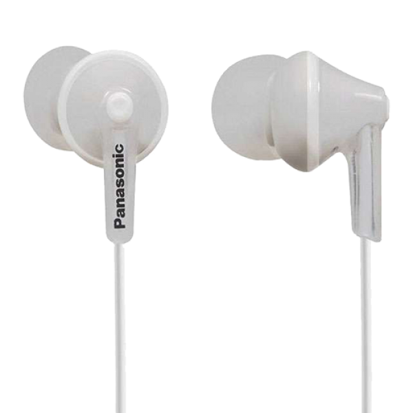 PANASONIC slušalice RP-HJE125E-W bele