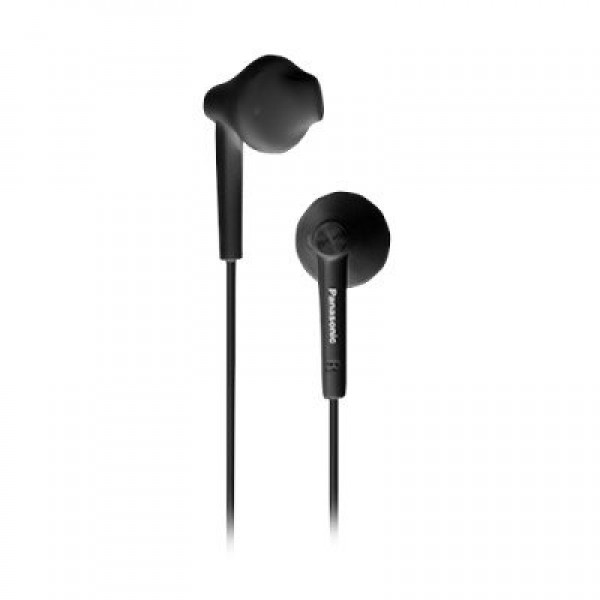 PANASONIC slušalice sa mikrofonom RP-TCM55E-K crne