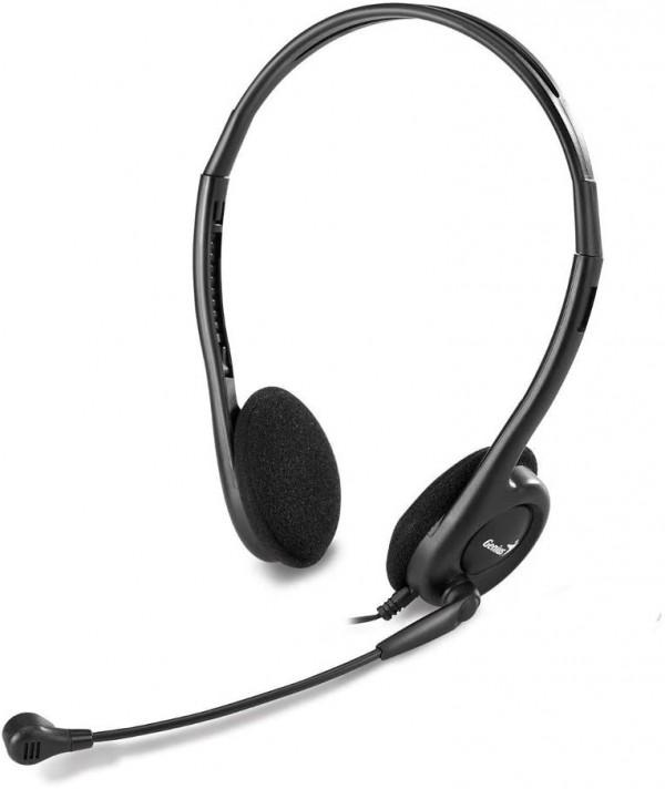 GENIUS HS-200C slušalice sa mikrofonom - Naglavne, Stereo, 20Hz - 20KHz, 105dB